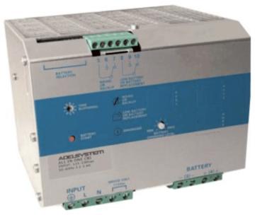 Batterieladegeräte CB, 12 VDC – 35 A / 24 VDC – 20 A
