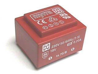 Print-Transformatoren EI 42/14, 5.0 VA