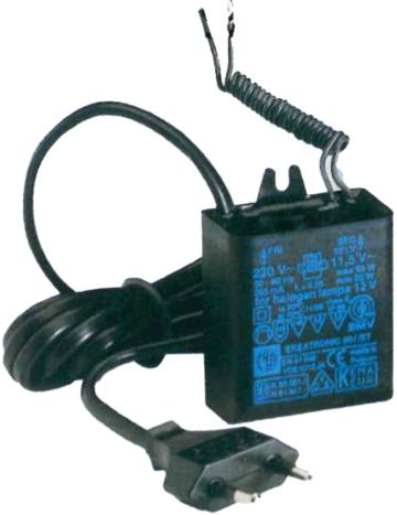 Elektronische Halogenlampentransformatoren Erea 60i/ST, 60 W