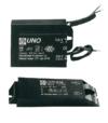 Halogenlampentransformatoren UNO240 / E12SC..SA, 20 bis 50 W